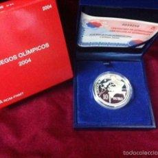 Monedas FNMT: 10 EUROS JUEGOS OLIMPICOS 2004. Lote 57369336