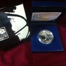 Monedas FNMT: 10 EUROS EUROBASKET 2007. Lote 57369428