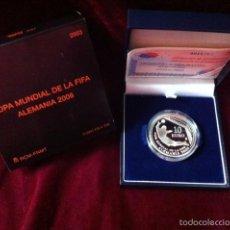 Monedas FNMT: 10 EUROS 2003 COPA MUNDIAL DE LA FIFA . Lote 57438622