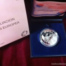 Monedas FNMT: 10 EUROS 2004 AMPLIACION UNION EUROPEA. Lote 57438991