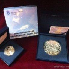 Monedas FNMT: 2013 DESCUBRIMIENTO DEL PACIFICO. Lote 57439546