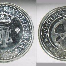 Monedas FNMT: 200 PESETAS 1989 QUINTO CENTENARIO PLATA 3,20GR. Lote 64835671