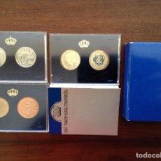 Monedas FNMT: COLECCIÓN MONEDAS 500 PESETAS DE PRUEBA. Lote 82325956
