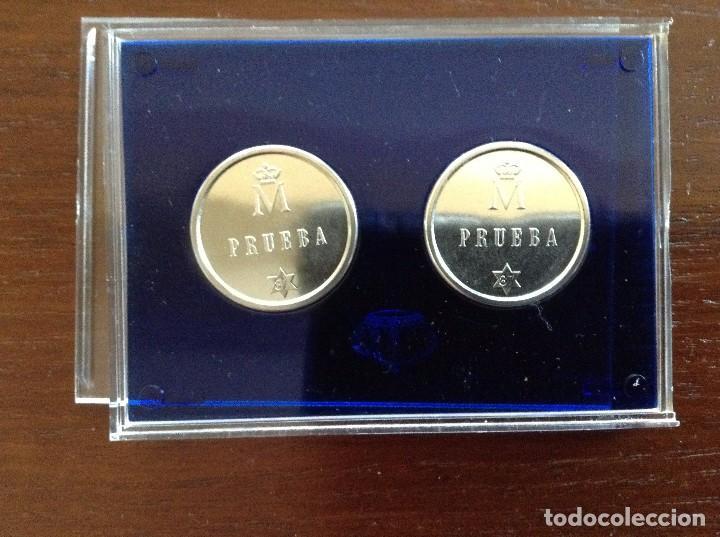 Monedas FNMT: Moneda 500 pesetas prueba - Foto 2 - 82327684