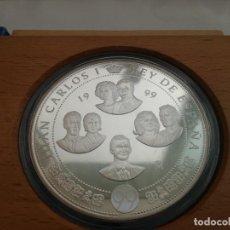 Monedas FNMT: ESPAÑA: 10.000 PESETAS 1.999 PROOF, CINCUENTIN III CENTENARIO CASA BORBON. . Lote 87227508