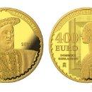 Monedas FNMT: ESPAÑA: 400 EURO ORO 2017 RETRATO ENRIQUE VIII - V SERIE TESOROS DE MUSEOS. Lote 92139575