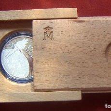 Monedas FNMT: ESTUCHE 1000 PESETAS 1996 PLATA JUEGOS OLIMPICOS 1996. ORIGINAL FNMT CON CERTIFICADO. Lote 92443120