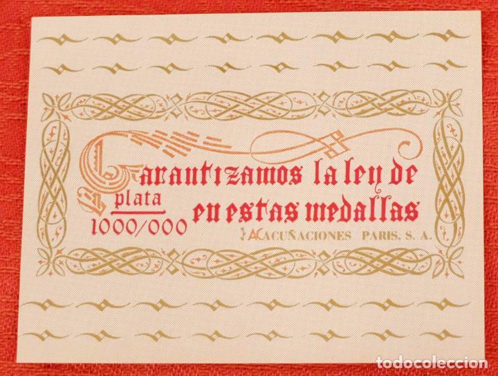 Monedas FNMT: MONEDA EN PLATA- TARRAGONA BALCÓ DEL MEDITERRANI - Foto 3 - 95807963