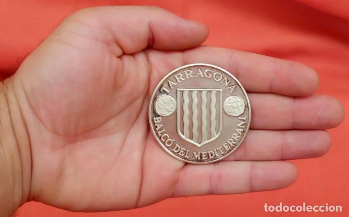 Monedas FNMT: MONEDA EN PLATA- TARRAGONA BALCÓ DEL MEDITERRANI - Foto 5 - 95807963