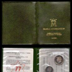 Monedas FNMT - CARTERA. FABRICA NACIONAL DE MONEDA Y TIMBRE, PRUEBA NIUMISMATICA 77 S/C - 102715119