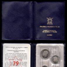 Monedas FNMT - CARTERA, FABRICA NACIONAL DE MONEDA Y TIMBRE, PRUEBA NUMISMATICA 79 S/C - 102715207