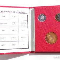 Monedas FNMT: III EXPOSICIÓN NACIONAL DE NUMISMÁTICA.- MADRID 1987 . Lote 116115802
