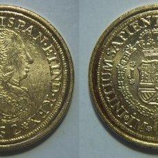Monedas FNMT: MONEDA DE FERNANDO VI 8 ESCUDOS ORO 1752 LIMA . Lote 104567363