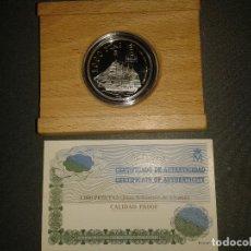 Monedas FNMT: MONEDA EXPO 98, DEDICADA A JUAN SEBASTIÁN EL CANO. Lote 105530135