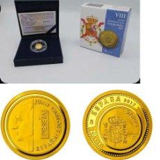 Monedas FNMT: ESPAÑA: 20 EURO ORO 2017 PROOF CASA DE BORBON - JOYAS NUMISMATICAS 1 PESETA. Lote 107193299