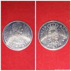 Monedas FNMT: MONEDA DE FERNANDO VII 8 PESETAS DE PLATA 1809 GERONA F.N.M.T. Lote 108738011