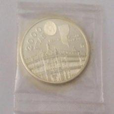Monedas FNMT: LOTE 2 MONEDAS DE 2000 PESETAS 1994. Lote 108900167