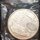 Monedas FNMT: ESPAÑA 2000 PESETAS CONMEMORATIVA 1999 AÑO XACOBEO-CAMINO DE SANTIAGO.PLATA 925-FUNDA. Lote 160190902