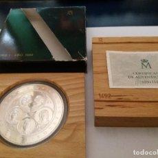 Monedas FNMT: CINCUENTIN DE PLATA DE 1989. Lote 114265031
