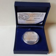 Monedas FNMT: MONEDA DE 10 € DE PLATA. EUROBASKET 07. Lote 115114487