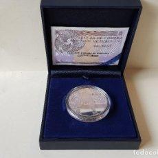 Monedas FNMT: MONEDA DE 10 € DE PLATA. CAMPEONES DEL MUNDO SUDÁFRICA 2010.. Lote 115115959
