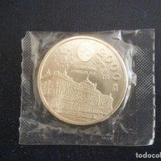 Monedas FNMT: 2000 PESETAS ESPAÑA 1995 S/C FUNDA PROTECTORA DE BANCO. Lote 115142059