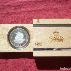 Monedas FNMT: 5000 PESETAS ESPAÑA 1989 PLATA 925 FNMT. Lote 115445663