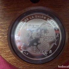 Monedas FNMT: 10 EURO 2002 ESPAÑA PLATA S/C PROOF. Lote 115501323