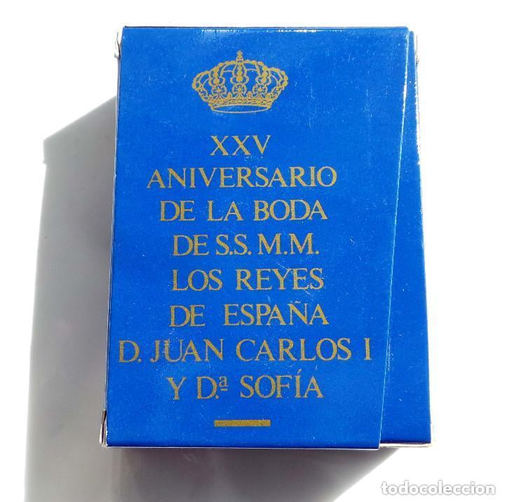 Monedas FNMT: ESTUCHE PRUEBAS DE LA FÁBRICA NACIONAL DE MONEDAS Y TIMBRE - 500 PESETAS. PLATA, ACERO Y COBRE - Foto 6 - 277453923