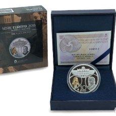 Monedas FNMT: ESPAÑA: 10 EURO PLATA 2018 PROOF PROGRAMA EUROPA - BARROCO Y ROCOCÓ. Lote 120121923