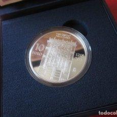 Monedas FNMT: 10 EUROS. PLATA. 800 AÑOS DE LA UNIVERSIDAD DE SALAMANCA. Lote 126531759