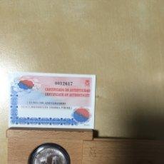Monedas FNMT: 3€ PLATA 1998 500ANIVERSARIO DESCUBRIMIENTO VENEZUELA. Lote 130878831