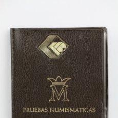 Moedas FNMT: RESERVADO - CARTERITA DE FRANCO 1974 - 6 MONEDAS SERIE COMPLETA - CONSERVACIÓN SC. Lote 131318338