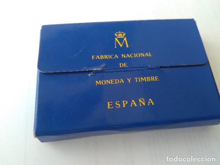 Monedas FNMT: MONEDA DE PLATA-1 ECU 11989 F.N.M.T - Foto 6 - 132815442