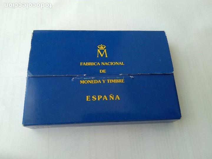 Monedas FNMT: MONEDA DE PLATA 5 EURO-NIEUPORT 1997 F.N.M.T - Foto 8 - 132817626