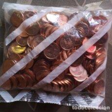 Monedas FNMT: BOLSA ORIGINAL FNMT 1 CENTIMOS 2000 - MUY RARO -. Lote 135218290