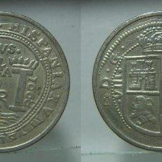 Monedas FNMT: REPRODUCCIÓN DE CARLOS II 8 REALES 1668 FNMT. Lote 136303198