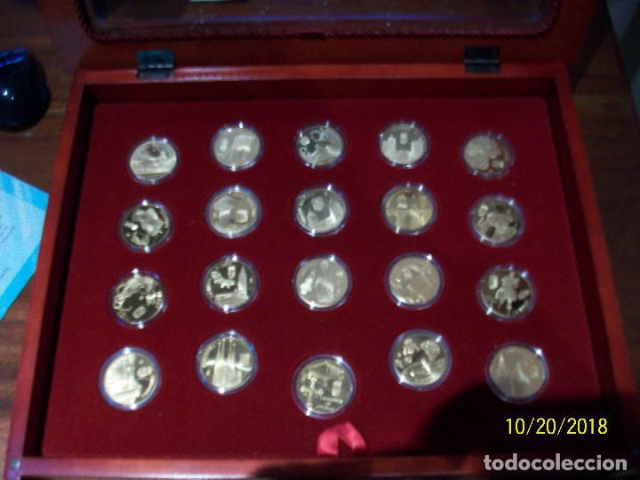 Monedas FNMT: LAS COMUNIDADES AUTONOMAS DE ESPAÑA-FABRICA NACIONAL DE MONEDA Y TIMBRE - Foto 2 - 137128866