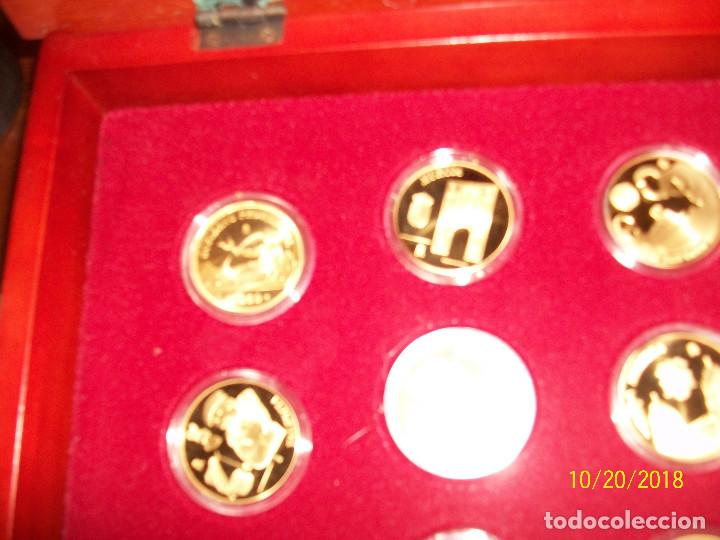 Monedas FNMT: LAS COMUNIDADES AUTONOMAS DE ESPAÑA-FABRICA NACIONAL DE MONEDA Y TIMBRE - Foto 3 - 137128866