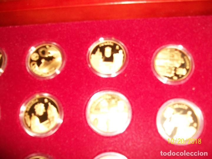 Monedas FNMT: LAS COMUNIDADES AUTONOMAS DE ESPAÑA-FABRICA NACIONAL DE MONEDA Y TIMBRE - Foto 4 - 137128866