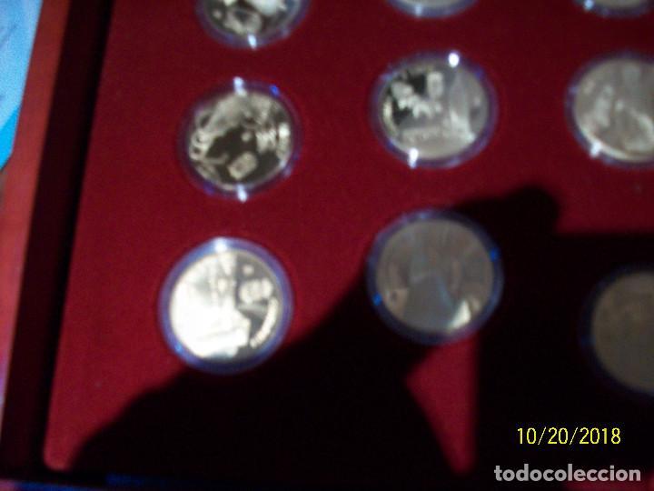 Monedas FNMT: LAS COMUNIDADES AUTONOMAS DE ESPAÑA-FABRICA NACIONAL DE MONEDA Y TIMBRE - Foto 5 - 137128866