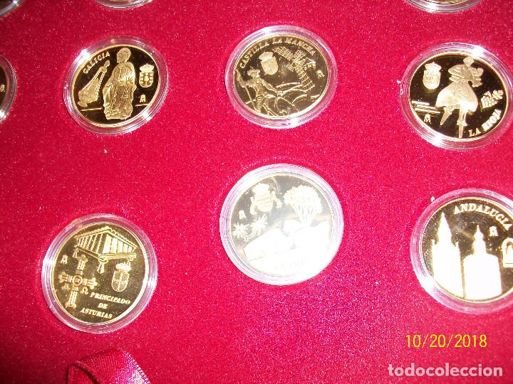 Monedas FNMT: LAS COMUNIDADES AUTONOMAS DE ESPAÑA-FABRICA NACIONAL DE MONEDA Y TIMBRE - Foto 6 - 137128866