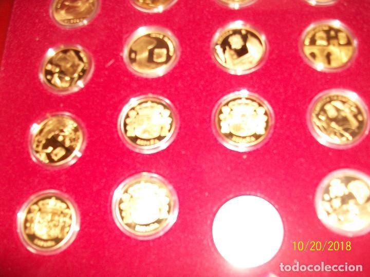 Monedas FNMT: LAS COMUNIDADES AUTONOMAS DE ESPAÑA-FABRICA NACIONAL DE MONEDA Y TIMBRE - Foto 8 - 137128866