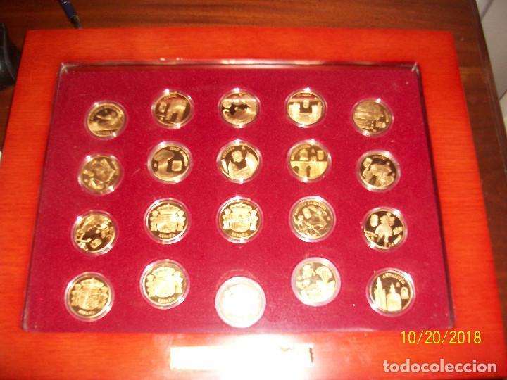 Monedas FNMT: LAS COMUNIDADES AUTONOMAS DE ESPAÑA-FABRICA NACIONAL DE MONEDA Y TIMBRE - Foto 9 - 137128866