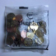 Monedas FNMT: MONEDERO FNMT DEL EURO 43 MONEDAS (12,02€) FÁBRICA NACIONAL DE MONEDA Y TIMBRE AÑO 1999 -1ª EMIS. Lote 138880666
