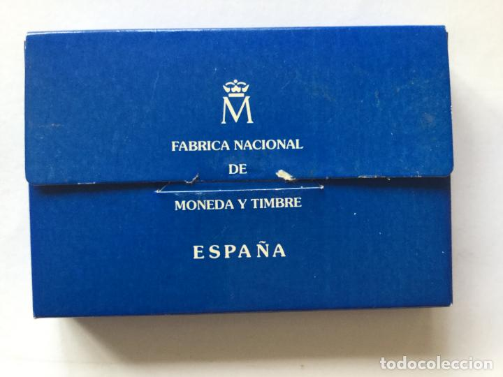 Monedas FNMT: 5 EURO GUARDIA REAL INFANTERIA 1998 - Foto 2 - 138942306