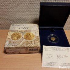Monedas FNMT: ESPAÑA 20 EUROS ORO JOYAS NUMISMATICAS 2008. Lote 140811642