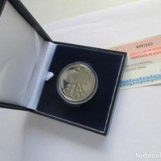 Monedas FNMT: JUAN CARLOS I *10 EURO 2002 * PRIMER CENTENARIO DEL NACIMIENTO DE LUIS CERNUDA * PLATA ** TIN. Lote 141570362