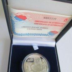 Monedas FNMT: JUAN CARLOS I * 10 EURO * PRIMER CENTENARIO DEL NACIMIENTO DE RAFAEL ALBERTI * PLATA ** TIN. Lote 141575290