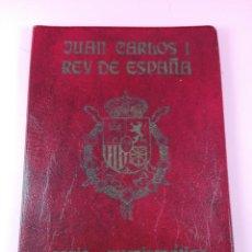 Monedas FNMT: **CARTERA MONEDAS-SERIE NUMISMÁTICA-1978-JUAN CARLOS I-PERFECTO ESTADO-VER FOTOS. Lote 224533741